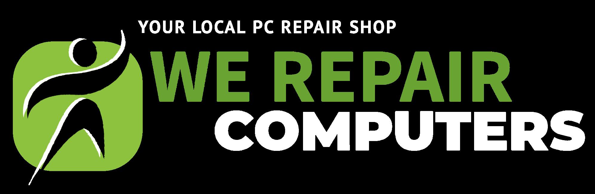 We Repair Computers